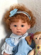 "Reborn baby toddler  Girl Doll ""Kelly"""