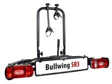 Bullwing SR3 Heckträger Fahrradträger 2 Räder Anhängerkupplungsträger abklappbar