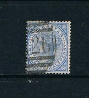 Gibraltar - 1886 - 2½d QV Portrait - SC14a [SG 11] USED 20