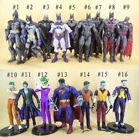 "DC Direct Collection Batman Arkham Asylum JOKER batman Bizarro action figure 6"""