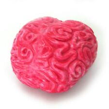 Bloody Human Brain Soft Rubber Body Parts Halloween Prop 5