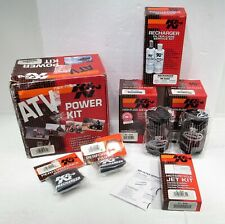 87-00 Yamaha YFZ350 Banshee K&N Power Kit Air Filters Stage 3 Jet Kit 23-9135