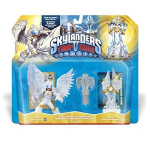 Skylanders Trap Team: Sunscraper Spire Light Element Expansion Pack, Very Good