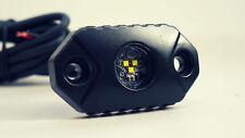 Aurora LED Rock Light KIT 4WD IP69K 9W Off Road Light bar 12v 24v Ute Trailer