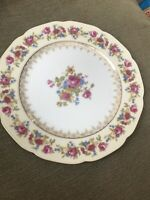 """Lovely 9"""" Vintage Collectible Plate Made in Japan"""