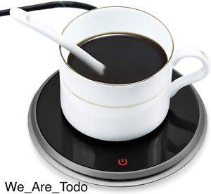 Zoiibuy - Electric Mug Warmer - Coffee/tea etc, UK Plug, Technology, Work
