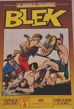 BLEK - IL  MITICO TRAPPER-(ristampa) IL GRANDE BLEK 6 DEL 2000 Q9