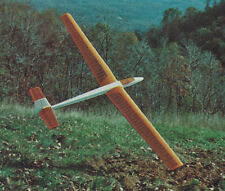 Giant Snoopy High Performance Sailplane Plans, Templates, Instructions