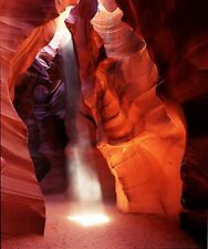 """Ghost"" Lady of Antelope Canyon by Stephen Dempsey"