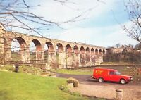 Royal Mail Postcard, The Royal Border Bridge, Berwick Upon Tweed 39S