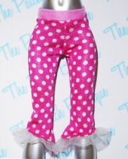 MONSTER HIGH DRACULAURA DEAD TIRED OUTFIT REPLACEMENT PAJAMAS PANTS BOTTOMS ONLY