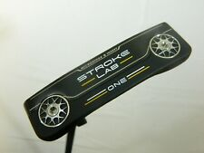 "LH 2020 Odyssey Stroke Lab BLACK - ONE 35"" Putter 35 inch #1 Number 1"