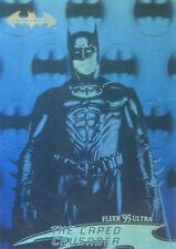1995 Fleer Ultra DC Batman Forever Movie Hologram chase card # 20 of 36