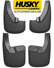 HUSKY Mud Guards Flaps for DODGE RAM 1500 2500 3500 w/ FENDER FLARES Front  Rear