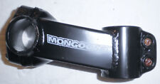 Black Mongoose Bmx Bicycle Stem Bike Parts 59-2