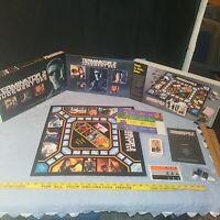 1991 CAROLCO TERMINATOR 2 JUDGMENT DAY BOARD GAME COMPLETE 100% NEW OPEN BOX