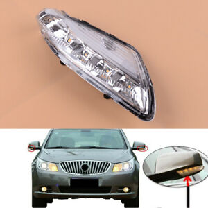 Decor Front Left Side View Mirror Turn Signal Light Fit for Buick Lacrosse 09-15