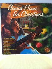 Comin' Home for Christmas LP & CD~BRYANT,WYNETTE, MILLER, CASH, TUCKER, NABOR