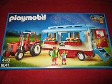 PLAYMOBIL® 9041 Circus Roncalli Wohnwagen mit Traktor NEU OVP