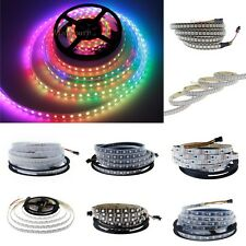 WS2813 Dual Data Line New Ver. WS2812B 5050 RGB LED Strip 5M 150 300 SMD 144 5V