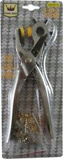 3-In-1 Plier with Hole Puncher, Snap Tool