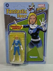 The Invisable Woman Fantastic Four Marvel Legends Kenner Hasbro F2663