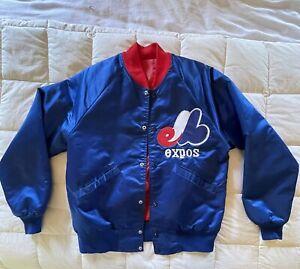 Montreal Expos Starter Jacket MEDIUM