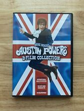 Austin Powers - 3 Film Collection (Dvd, 2017, 2-Disc)
