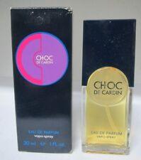 VINTAGE  PIERRE CARDIN CHOC DE CARDIN 1 FL OZ/30 ML EAU DE PARFUM SPRAY