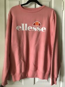 Ellesse Rose Jumper Size UK12 Brand New