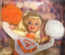 1996 Texas University Cheerleader Barbie doll NRFB