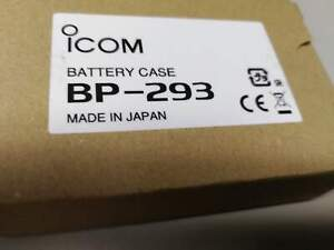 NEW ICOM BP-293 AA Battery Case for IC-R30