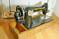 Rare vintage sewing machine.  USSR