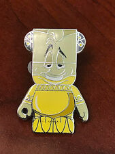 Disney Pin Vinylmation Pin -TM-Collectors-Set-Beauty-and-The-Beast Lumiere