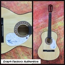 GFA Phantom Planet Singer * ALEX GREENWALD * Signed Acoustic Guitar LA2 COA