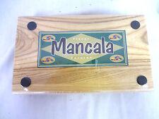 NEW Premier Solid Wood Game Board Mancala - AMBx14-A