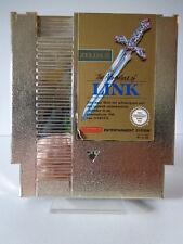 NES Spiel - Zelda II (2) The Adventure of Link (PAL-B) (Modul) 10637388