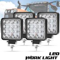 4x 48W LED Arbeitsscheinwerfer Rückleuchten Scheinwerfer Anhänger Work Light