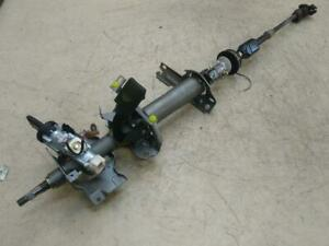 2006 NISSAN 350Z Z33 3.5 V6 STEERING COLUMN WITH IGNITION AND KEY 28590 C9902