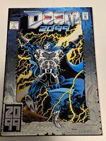 Doom 2099 #1 January 1993 Marvel Comics 1st issue metal Foil Edition