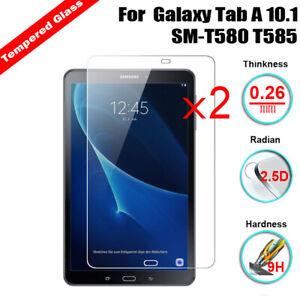 2pcs Tablet Tempered Glass Film Screen Protector For iPad Samsung Lenovo Huawei