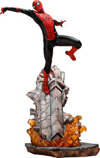 Spider-Man: Far From Home 1:10 Scale Spiderman Statue by Iron Studios Sideshow