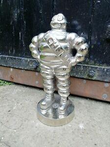 Michelin Man large michelin man tyres cast aluminium bibendum chrome VAC151