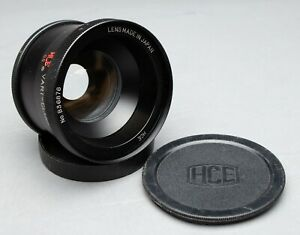 HCE Vari-Close-Up Lens Series VII w/55mm adapter and Lens Caps Macro Attachment