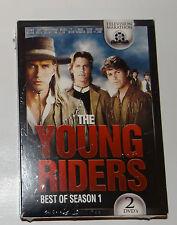 New: THE YOUNG RIDERS Best of Seasons 1  (Stephen Baldwin, Josh Brolin) 2 DVD