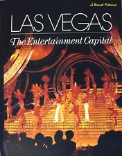 Las Vegas The Entertainment Capital by Donn Knepp (1987, Hardcover)
