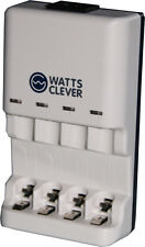 Watts clever sbc1001 Smart Charger for AA, AAA Batteries ni-CD ni-mh cargador