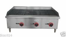 """New! Radiant Char Broiler Gas Grill 36"""""""
