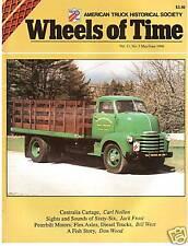 Centralia Cartage 1940 - 1978, Route 66 truck photos - AUTOCAR Trucks