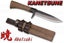 Kanetsune Seki AKATSUKI Damascus Knife + Sheath KB-213